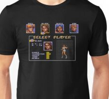 Streets of Rage 3 – Select Blaze Unisex T-Shirt