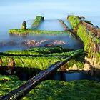 Robe Slipway by Glenn Roebuck