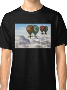 Fly the fish over Berlin Classic T-Shirt