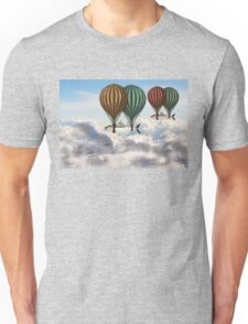 Fly the fish over Berlin Unisex T-Shirt