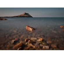 Worms Head Gower Photographic Print