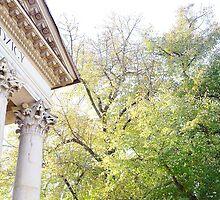 my pantheon  by agawasa