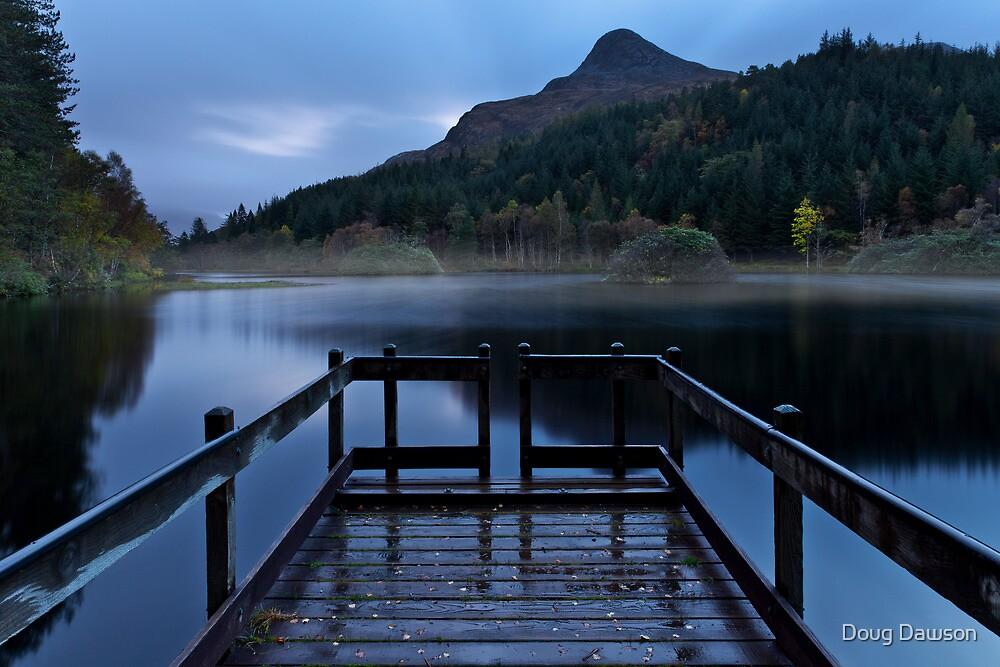 Highland Dawn by Doug Dawson