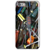iPhone - SCREWDRIVER iPhone Case/Skin