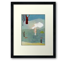 quilpo2 Framed Print