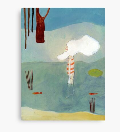 quilpo2 Canvas Print