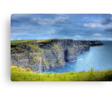 The Cliffs Of Moher - South West Ireland Canvas Print