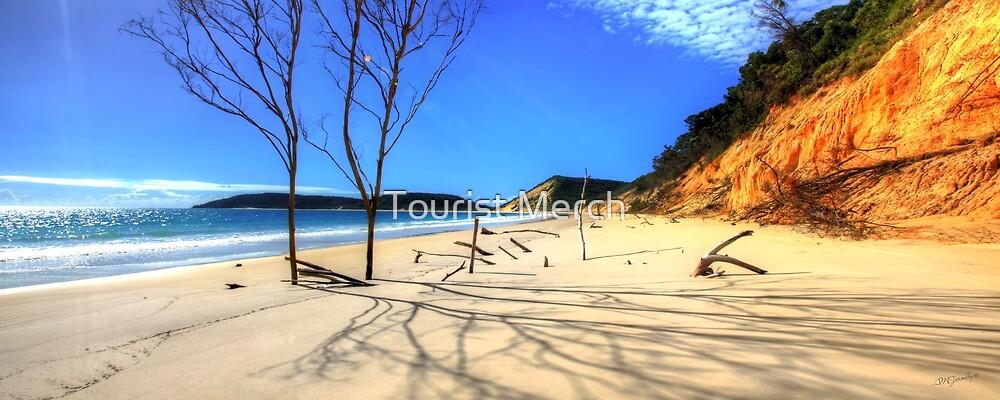 Coloured Sands - Rainbow Beach by Adam Gormley
