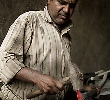 Forging in the national by Adel-AlAteeq