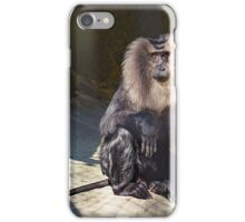 Patient Contemplation iPhone Case/Skin