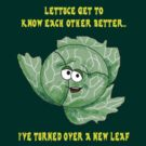 Lettuce Pick Up Lines... by Cherie Roe Dirksen