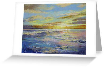 Florida Sunrise by Michael Creese
