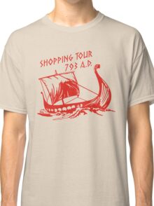 Viking Shopping Tour 793 Classic T-Shirt