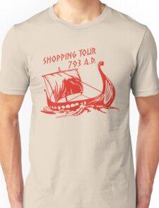 Viking Shopping Tour 793 Unisex T-Shirt