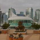 Canada Place B.C.Canada by Ravred