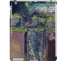 Abstract Peat Landscape No2,  iPad Case/Skin