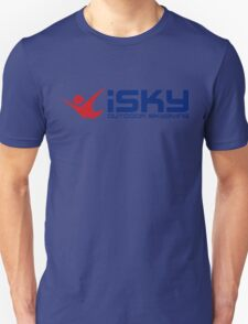iSKY - outdoor skydiving T-Shirt