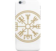 "Vegsvisir - the viking ""compass"" iPhone Case/Skin"