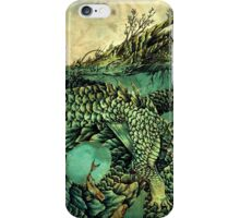 River Dragon iPhone Case/Skin
