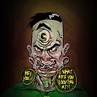 Steve, the Two-Faced Freak by Simon Sherry