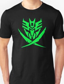 Autobot and Decepticon symbols T-Shirt