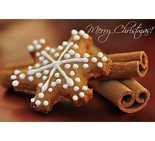 Delicious Christmas Photographic Print