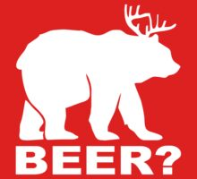 Bear Deer BEER  Kids Clothes