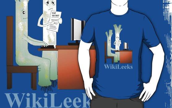 WikiLeeks by Cherie Roe Dirksen
