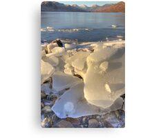 Arklet Ice (2) Canvas Print
