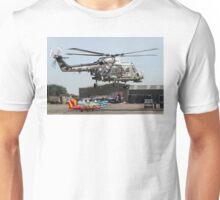 Black Cat Arrival Unisex T-Shirt