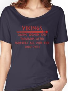 vikings save since 793 Women's Relaxed Fit T-Shirt