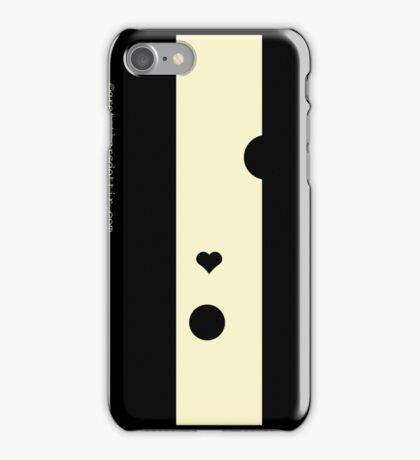 I love cheese, iPhone case iPhone Case/Skin