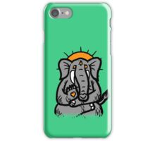 Spirit Elephant iPhone Case/Skin