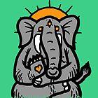 Spirit Elephant by Jonah Block