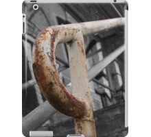 Rusty Rail iPad Case/Skin