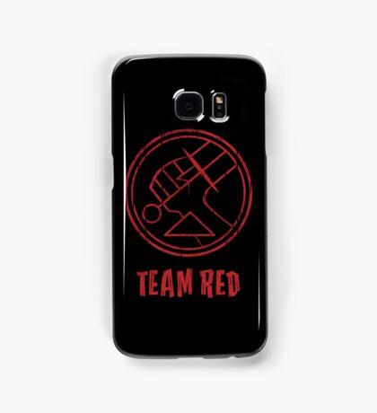 Team Red Samsung Galaxy Case/Skin