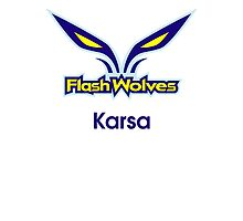 Flash Wolves - Karsa by LeagueTee