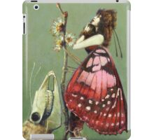 Gothic Moths iPad Case/Skin