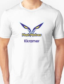 Flash Wolves - Kkramer T-Shirt