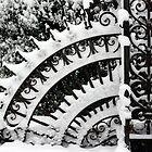 Iron Gate, Petworth Park. by Emma Turner