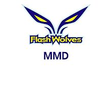 Flash Wolves - MMD by LeagueTee