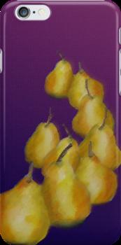 Pear Utopia by JennyArmitage