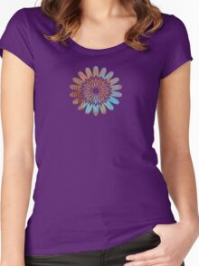 Colors  - JUSTART ©  Women's Fitted Scoop T-Shirt