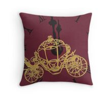 Almost Midnight Throw Pillow
