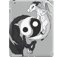 Yin & Yang Dragons iPad Case/Skin