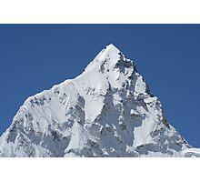 Nuptse Peak Photographic Print