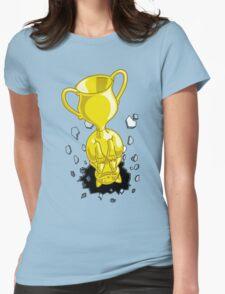 Catasstrophy Womens Fitted T-Shirt