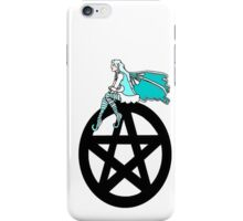 Faerie and Pentacle iPhone Case/Skin