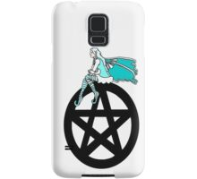 Faerie and Pentacle Samsung Galaxy Case/Skin