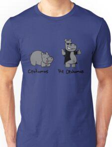 Hip Opotamus Unisex T-Shirt